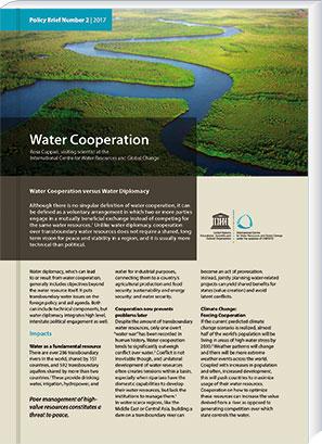 Wasserkooperation
