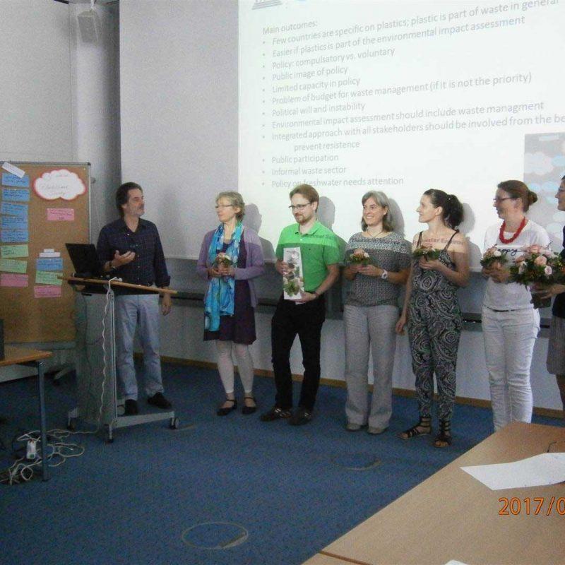 Summerschool_Vortrag