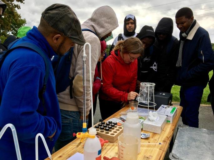 EDU_International German Summer School on Hydrology